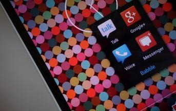 Google Babble sostituisce Google Talk e Messenger