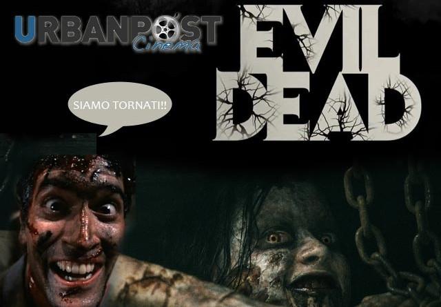 Arriva evil dead questo 2013 il remake de la casa di for La casa 2013