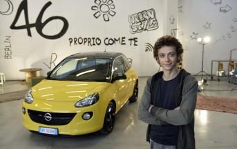 Adam e Vale, il casting di Opel con Valentino Rossi (Video)