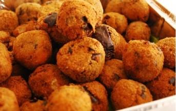 Polpette vegetariane di melanzane e scamorza al forno: la ricetta
