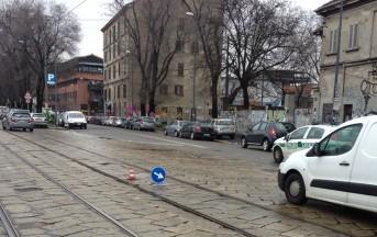 Milano, la strada più pericolosa (per gli automobilisti): ecco le foto