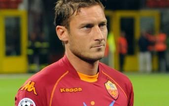 """Totti: """"Sarei potuto finire alla Lazio a inizio carriera"""""""