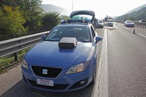 Incidente Autostrada Prete Ubriaco Ravenna
