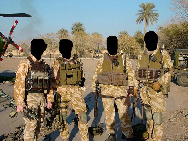 Special Air Service Irak