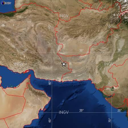 Terremoto Iran Oggi