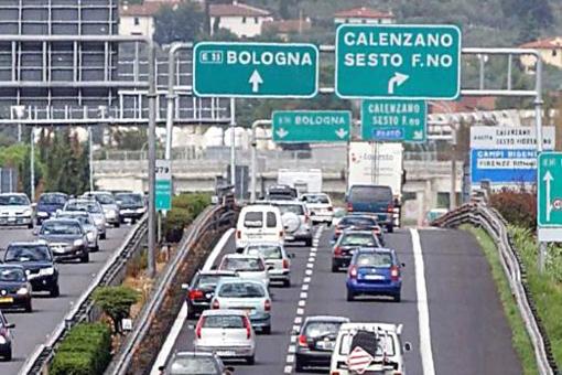 Traffico Ponte 25 Aprile 2013 in calo