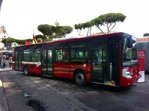 autobus atac 2013
