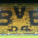 Borussia dortmund protesta tifosi