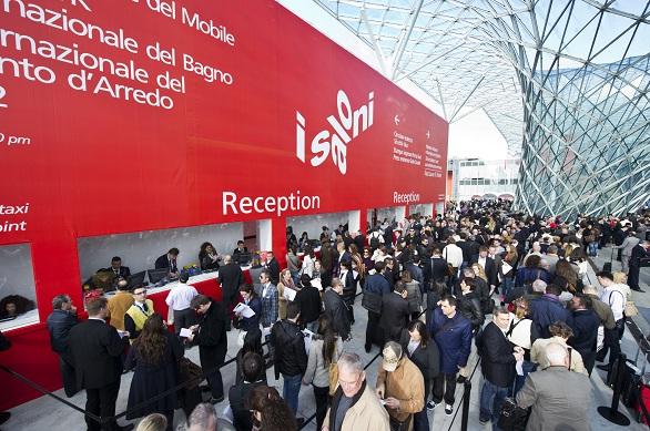 Evento Salone Del Mobile Milano