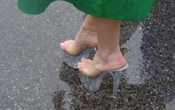 Moda plexiglass, la nuova tendenza del 2013 per accessori e scarpe