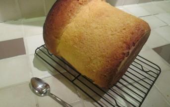 Panettone salato al formaggio e pepe: foto e preparazione