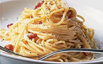 Spaghetti alla carbonara, ricetta originale romana: foto e preparazione