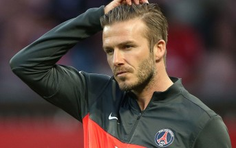 Beckham potrebbe cambiare sport, futuro nel football americano?