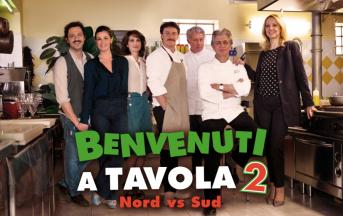 """Anticipazioni """"Benvenuti a tavola 2"""" del 14 maggio 2013: l'aiuto di Carlo al nemico-amico Paolo"""