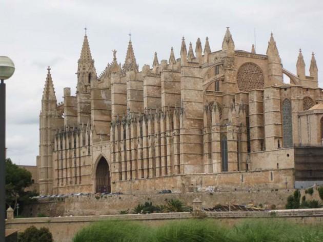 Cattedrale-di-S. Maria Palma di Maiorca
