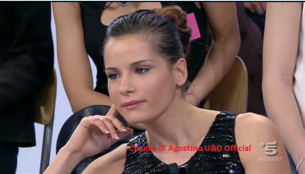Claudia D'Agostino Uomini e Donne