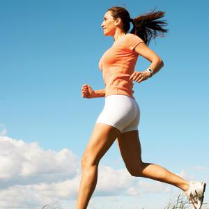 Correre è salutare