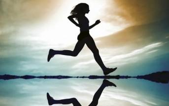 La corsa è una sana abitudine che aiuta a mantenere in forma anche il cervello