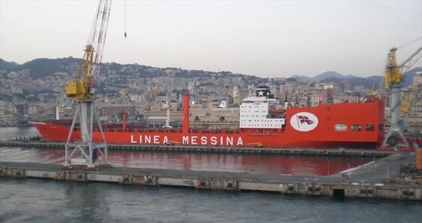 Jolly Nero Incidente Porto Genova