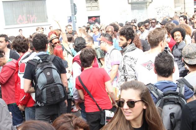 Foto mayday Milano 2013