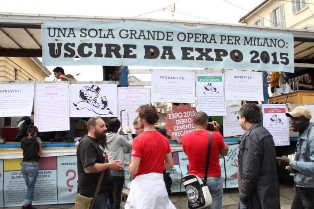 Precari MayDay Milano 2013