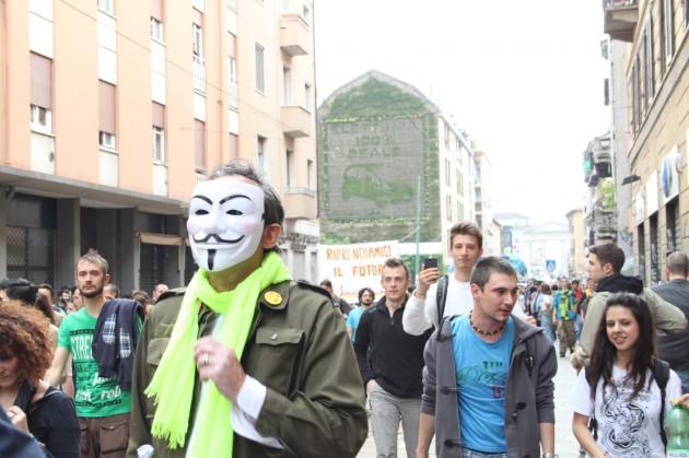 manifestazione mayday milano 2013
