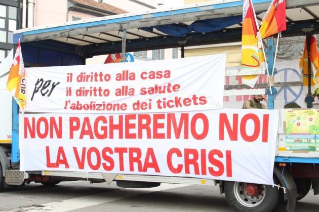 Mayday Milano Precari
