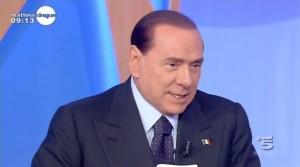 Berlusconi Mattino 5