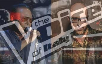 Stasera in diretta Tv: The Voice of Italy e Servizio Pubblico