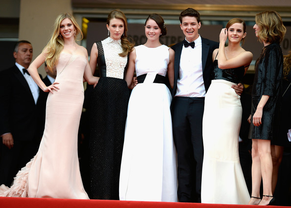 look red carpet the bling ring