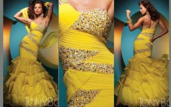 Colori di moda estate 2013: è il giallo il colore preferito