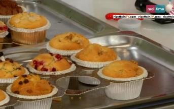 """Torte in corso con Renato, la ricetta dell'impasto soffice per """"cupcakes"""""""