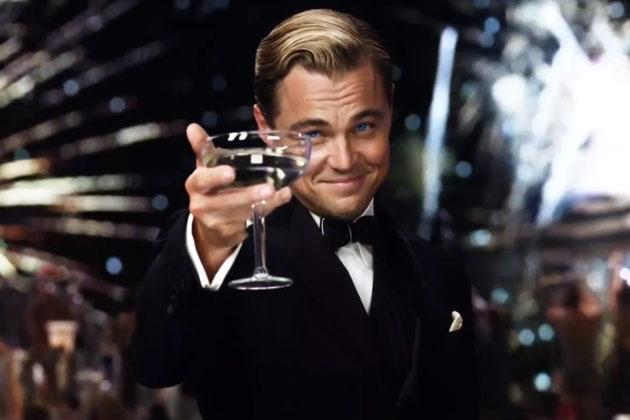 Gatsby- leonardo dicaprio