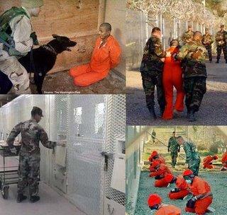 prigionieri islamici
