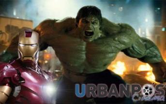 La Scena Finale di Iron Man 3 con Hulk