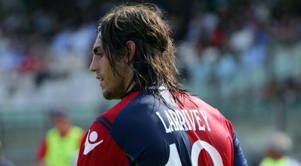 larrivey lascia cagliari football - photo#3
