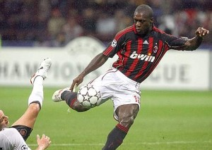 seedorf Milan
