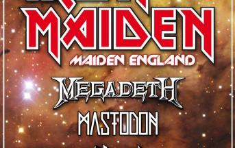 Sonisphere 2013: gli Iron Maiden tornano in Italia a giugno