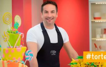 Torte in corso con Renato, la ricetta della torta con ganache alla nocciola