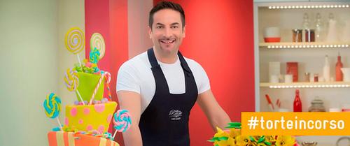 Corsi Di Cake Design Con Renato Ardovino : Torte in corso con Renato, la ricetta della