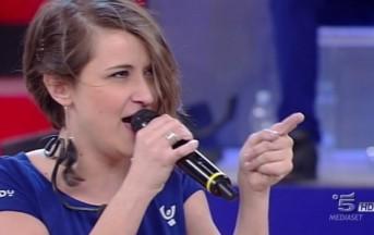 Amici 12: Verdiana quarta classifica nel talent ed anche al Festival di Sanremo