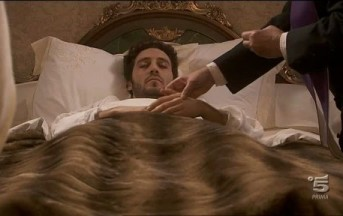 Anticipazioni Il segreto giovedì 13 giugno: Tristan si riprende dal malore e Pepa fa una scoperta sconvolgente