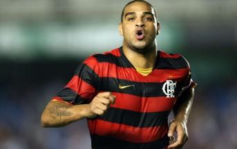 Adriano ritorna a giocare: Internacional e Mineiro puntano su di lui?