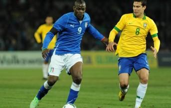 Confederations Cup: Italia-Brasile 2-4 (video e gol)