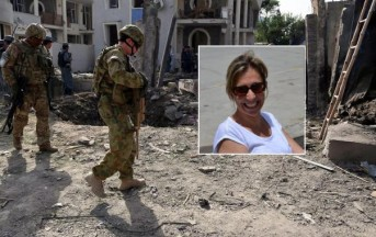 Morta Barbara De Anna la funzionaria coinvolta in un attentato in Afghanistan, lunga agonia
