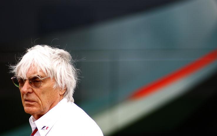 Bernie Ecclestone Rosberg Hamilton