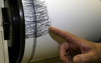 Forte scossa di terremoto oggi avvertita in Emilia, Toscana e Lombardia