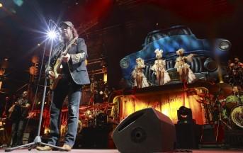 Le foto di Zucchero e la Sesion Cubana in concerto a Milano, lunedì 24 giugno 2013