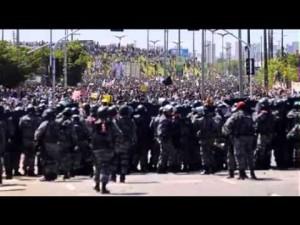 Brasile: senza sicurezza Confederations Cup a rischio e salta il Mondiale