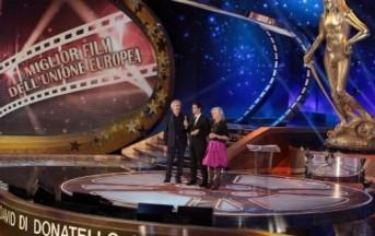 Stasera in diretta Tv: Premi David di Donatello 2013